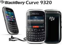 BlackBerry Curve 9320 Mobilephone - Unlocked