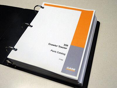 case 350 dozer service manual