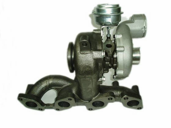 VW / Audi 2.0 TDi Turbo, turbocharger