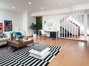 Resilient, Strong, Affordable – Best Flooring for Basements