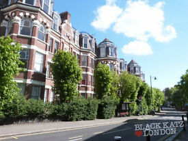 Huge 3 bedroom flat in popular mansion block in Highgate