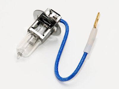 Halogen Automotive Bulb - 2EA H3 12V 55W Halogen Automotive Bulb 55 Watt 12 Volt PK22S Long Life Auto