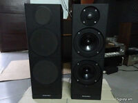 MS 5.40 Mordaunt Short flour standing speakers may px for bookshelf