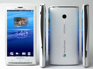 Sony Xperia™ X10 unlocked smart phone Luster White $199.99obo