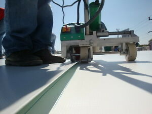 Experienced TPO / PVC flat roofer required London Ontario image 3