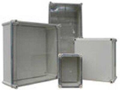B & R SURFACE MOUNT MODULAR BOX 360x270x205mm Polyamide, Opaque * Aust Brand Modular Surface Mount