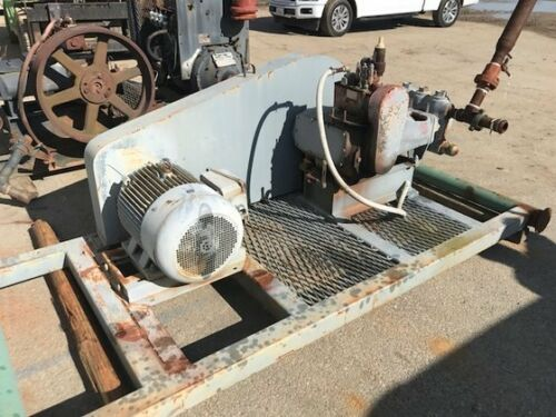 Wheatley HP 323 Triplex Pump