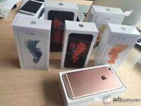 IPhone 6s Plus brand new boxed apple warranty