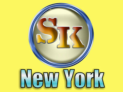 SK New York Watchbands