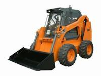 Looking for Labourers and Skid Steer Drivers