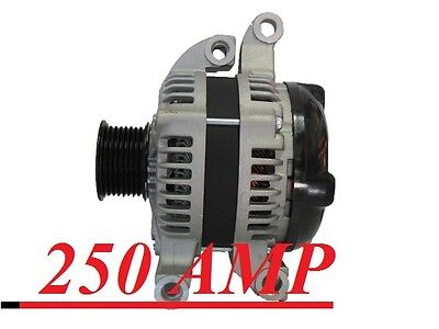HIGH AMP ALTERNATOR TOYOTA Tundra V8 5.7L 5663cc 345cid 2007-2014 104210-5090
