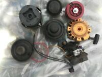 various strimmer heads