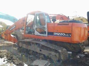 2014 Doosan DH220LC-7 Excavator