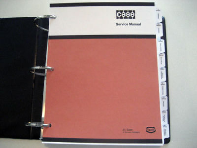 Case 450b Crawler Dozer Bulldozer Service Manual Repair Shop Book New In Binder