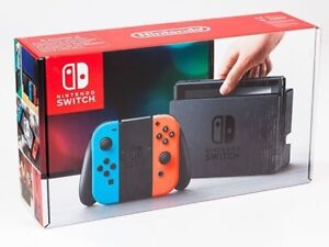 NINTENDO SWITCH & Accesoires