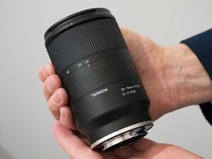 Tamron 28-75mm F2.8 Di III RXD pour Sony E