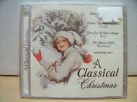 A CLASSICAL CHRISTMAS CD