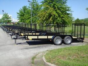 CARGO, ENCLOSED & UTILITY OPEN TRAILERS @ BROTHER'S IN TORONTO, City of Toronto Toronto (GTA) image 10