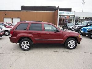 2007 Jeep Grand Cherokee SUV with car starter!