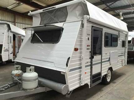 Coromal Popette Pop-Top - CAMERON CARAVANS SA Edwardstown Marion Area Preview
