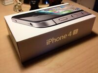 iPhone 4S original , brand new , with all original accessoires