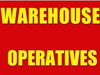 Warehouse Operatives Wanted - Zero Hour - Adult Products.