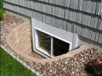 Basement Constructions and separate entrance and egress windows
