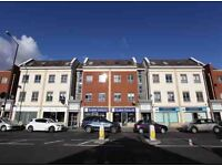 Modern 2 bed flat in Avonmouth Village