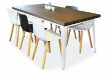 Replica Tolix Dining Tables for Cafe Home Restaurant Silverwater Auburn Area Preview