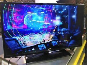 Télévision Samsung 40 pouces en excellente état pour  299.95$ !!