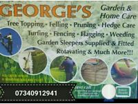 All types of garden and rubbish removal