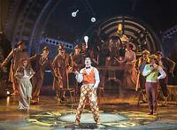 Juggling Workshop w/ Gabriel Beaudoin (Cirque du Soleil Kurios)