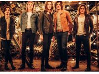 BLOSSOMS TICKET , MANCHESTER CASTLEFIELD BOWL-SOUNDS OF THE CITY , 8/06/17