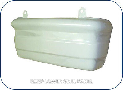 310032 Lower Grill Panel Chin Ford 801 Tractor