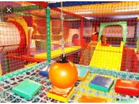 Sama circus soft play unlimited entry!