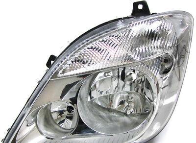 H7 H7 Scheinwerfer links + Stellmotor für Mercedes Sprinter W906 ab 06