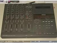 Yamaha MT4X multitrack recorder