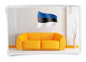 Estland-Bandiera-Pallone-da-calcio-Adesivo-Sport-EM-COPPA-MONDO-adesivo