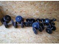 Dumbells and other equipment for sale