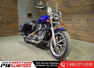 Harley Davidson XL 1200T Sportster Super Low  2015