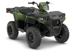 NEW POLARIS SPORTSMAN 450 HO