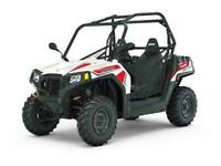 Polaris RZR 50 570 - White Lightning (Quad L7e) - Fully Road Legal!