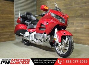 Honda GL1800 Goldwing Airbag ABS GPS  2013