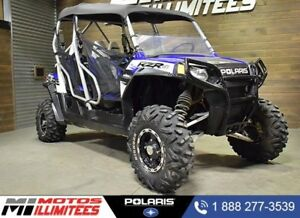 Polaris RZR-4 800 EPS ROBBY GORDON  2010