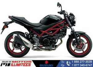 2018 Suzuki SV650 ABS Garantie 5 ans ou 1,99% sur 36 mois