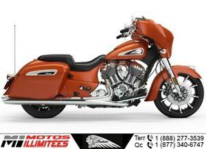 2019 Indian Motorcycles Chieftain Limited 1500 de plus pour votr