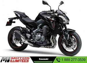 2018 Kawasaki Z900 ABS 1100 rabais sur PDSF ou 1,99% sur 60 mois