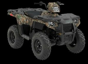 Polaris SPORTSMAN 570 EPS CAMO 2018