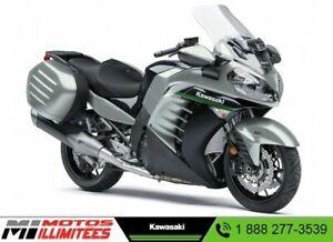 2019 Kawasaki Concours 14 ABS Rabais sur le PDSF ou 3,99 % pour