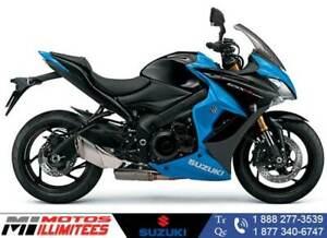 2018 Suzuki GSX-S1000F ABS Garantie 5 ans ou 1,99% sur 36 mois
